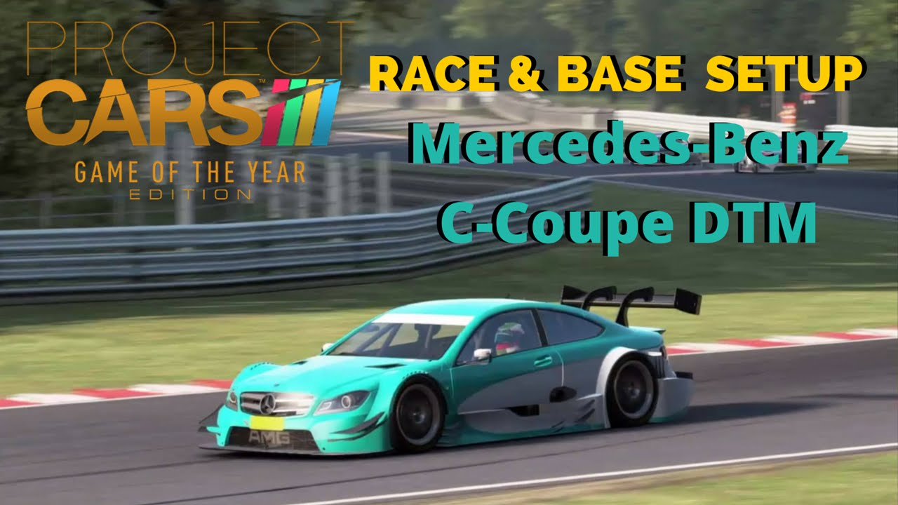 project cars game of the year edition race base setup. Black Bedroom Furniture Sets. Home Design Ideas