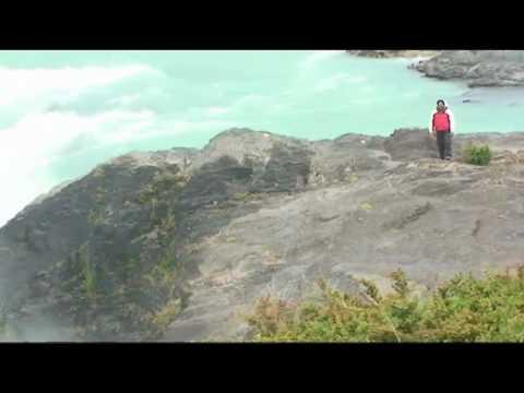 Salto Grande, Parque Nacional Torres del Paine. Patagonia, Chile