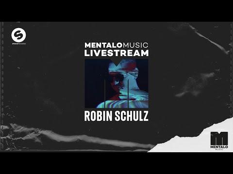 Mentalo Music Livestream With Robin Schulz