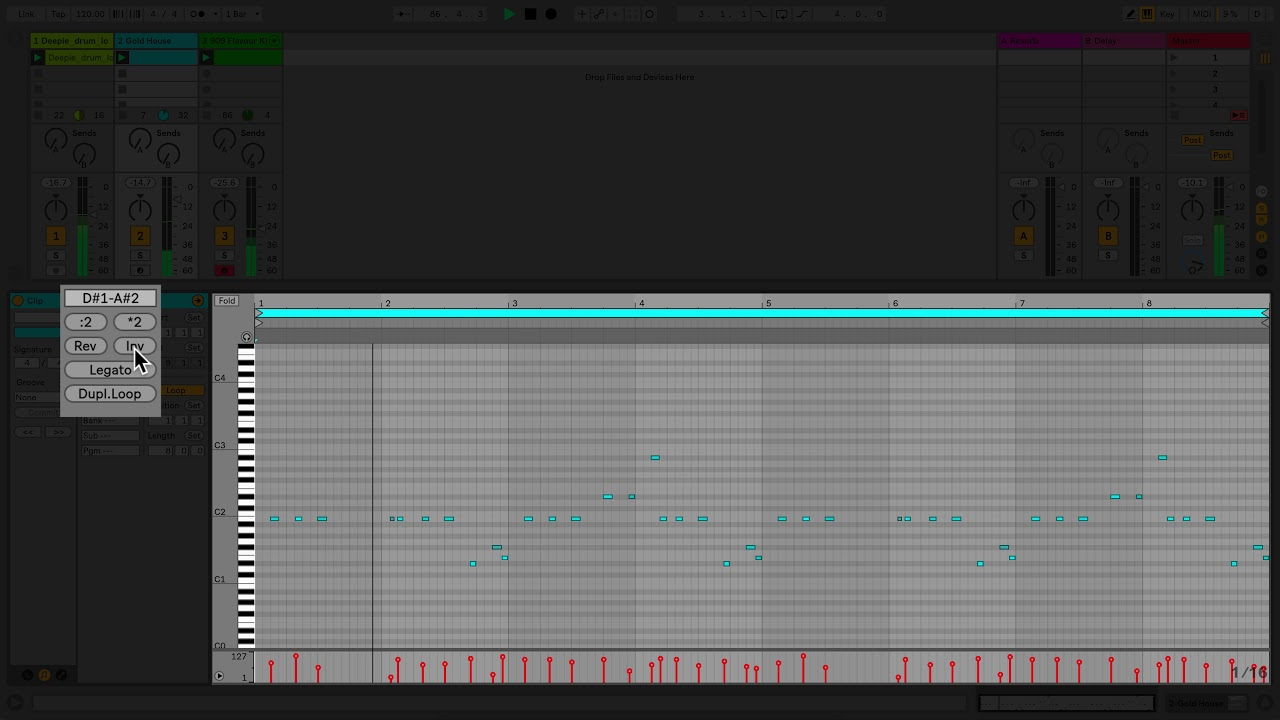 How to Connect a MIDI Keyboard to Ableton Live   Sweetwater