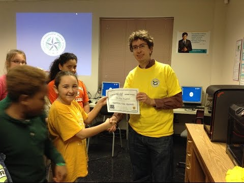Hour of Code Guest Speaker Mr. Eric Griffith