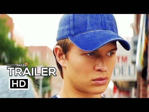 JONATHAN   2018 Ansel Elgort, Suki Waterhouse SciFi Movie HD