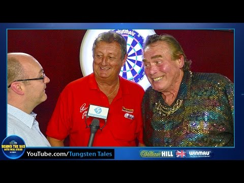 Darts review with Eric Bristow,Bobby George, Daniella Allfree & Charlotte Wood