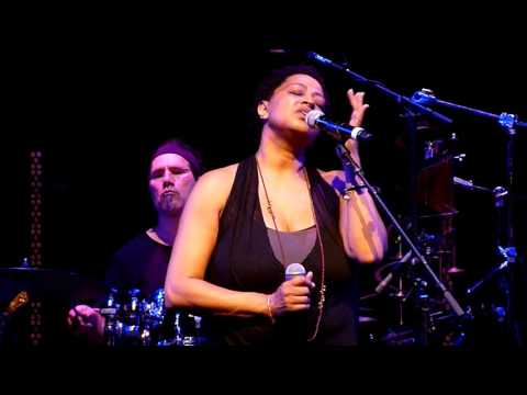 Gimme Shelter - Lisa Fischer and Grand Baton - City Recital Hall, Sydney 15-6-2016