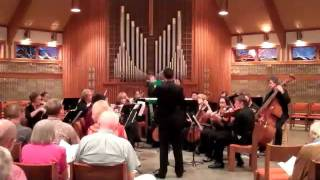 """Haydn Symphony 84 """"In nomine Domini"""" IV. Finale: Vivace"""