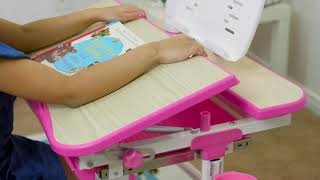 Galileo - Adjustable Kids Desk & Chair