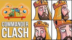 Commander Clash S7 E11: Kenrith Week! | Kenrith vs. Kenrith vs. Kenrith vs. Kenrith