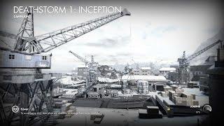 Sniper Elite 4 Deathstorm 1 : Inception  DLC Walkthough all Objectives