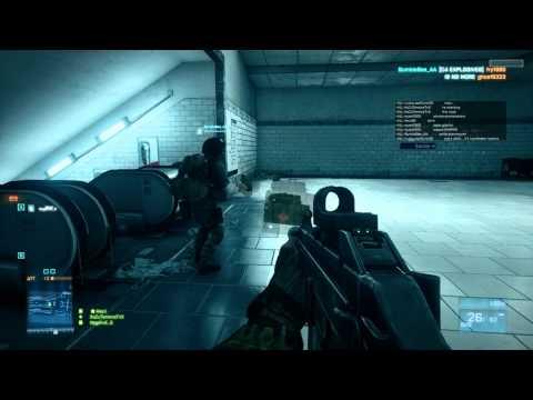 Battlefield 3 - HACKER ---BumbleBee_AA---