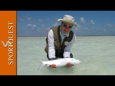 Bonefish Fishing Christmas Island, stunning flats and non stop action.