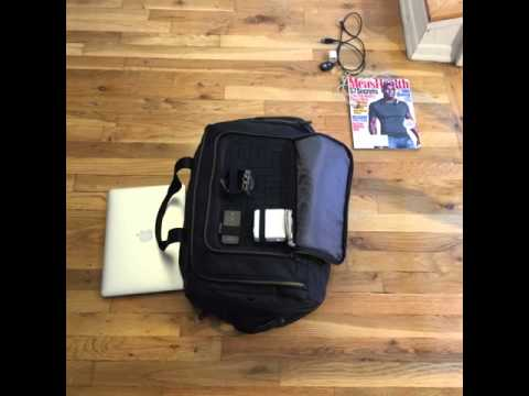 Packing up a Cocoon Bags Urban Adventure Duffle Bag - YouTube 9b188e04d52e0