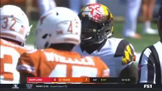 2017 - Game 1 - #23 Texas vs. Maryland