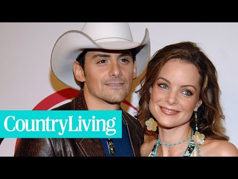 Brad Paisley and Kimberly Williams' RealLife Love Story Will Make You Swoon  Country Living