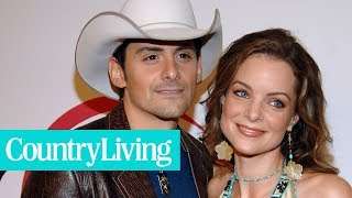 Brad Paisley and Kimberly Williams' Real-Life Love Story Will Make You Swoon | Country Living