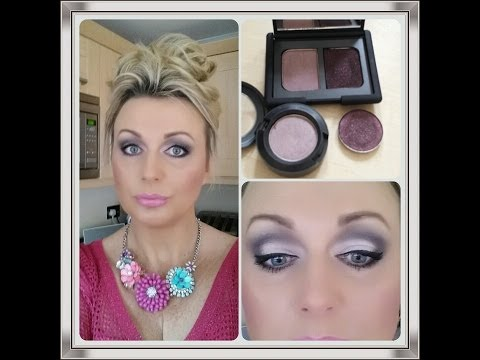 *TUESDAY TUTORIAL*- NARS 413 BLKR vs MAC Shale and Beauty Marked