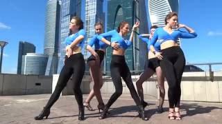 """GO-GO (Mahmut orhan feat sena sener """" feel"""")/ преподаватель Ионова Светлана"""
