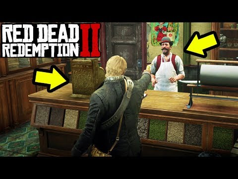 RED DEAD REDEMPTION 2 Fast Money, Best Guns, Best Horse and More! RDR2 Secret Locations Found!