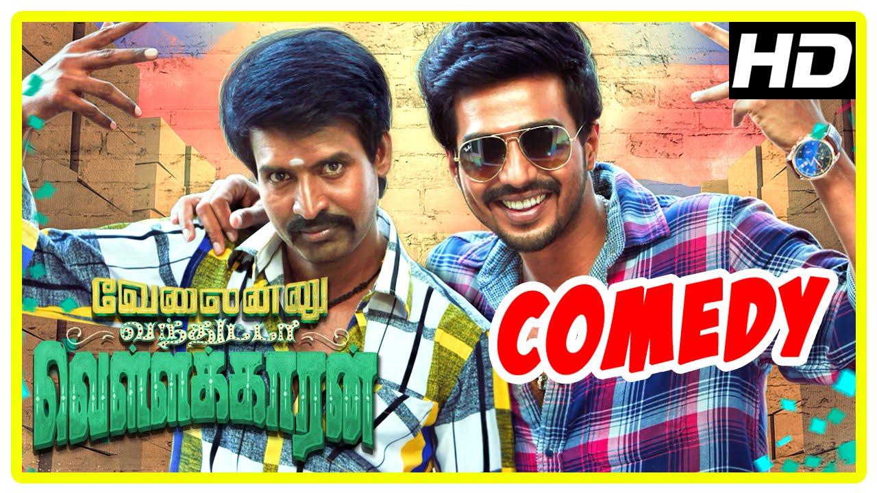 Download Velainu Vandhutta Vellaikaaran Comedy Scenes   Full Comedy 2   Soori   Robo Shankar   Vishnu Vishal
