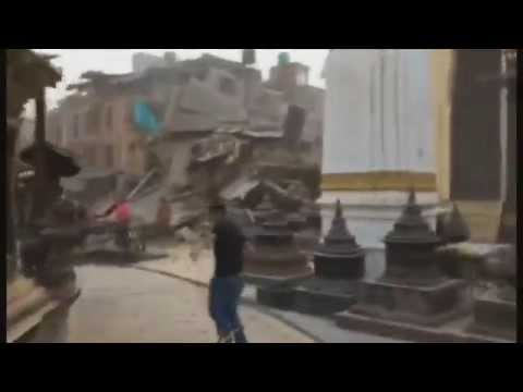Earthquake Nepal 2015