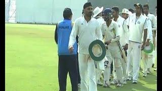 Punjab vs J&K Ranji Match: Punjab wins