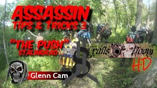 Living Legends 8 The Push Assassin Tips & Tricks 3 Paintball Immortals Woodsball