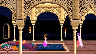 Prince of Persia 1 - Original (Jordan Mechner,1990) - Intro