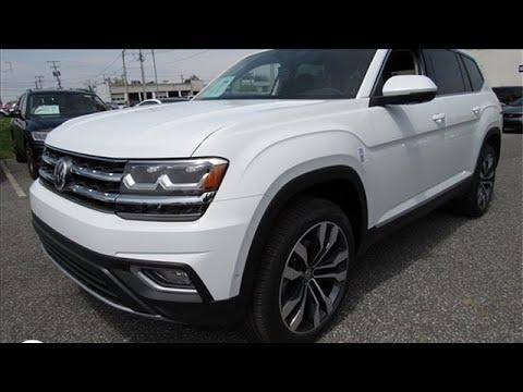 2019 Volkswagen Atlas Baltimore MD Parkville, MD #O9557709 - SOLD