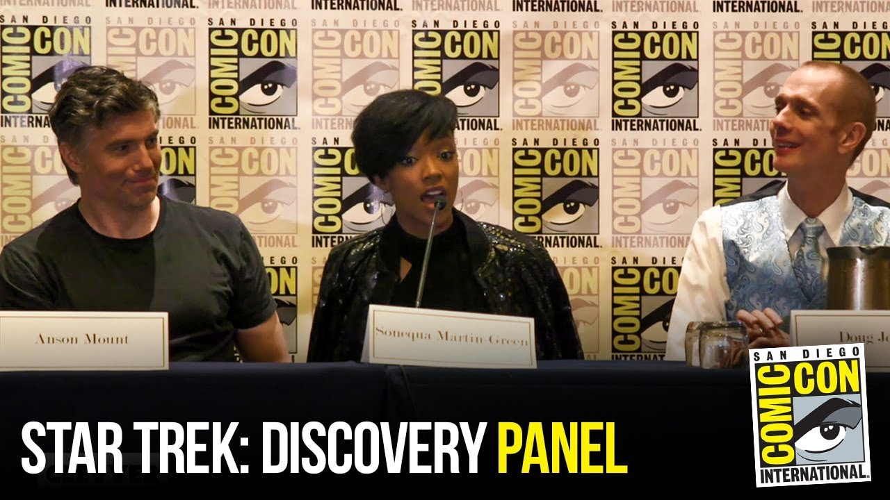 Star Trek: Discovery FULL Panel at San Diego Comic Con 2018