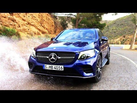 Mercedes-Benz GLC Coupé: The new GLC Coupé Trailer - Mercedes-Benz original