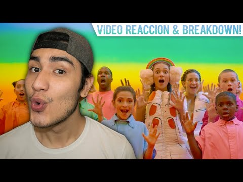 Sia - Together (from the motion picture Music) | OFFICIAL VIDEO REACTION & BREAKDOWN!
