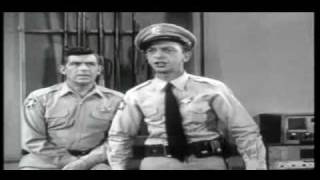 """The Andy Griffith Show Funny Scene from """"Barney's First Car"""""""