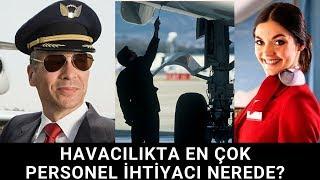 Havacilik SektÖrÜnde Karİyer Firsatlari! - Havacilik BÜltenİ 16