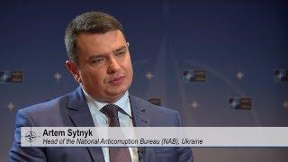 Implementing anticorruption reforms in Ukraine.