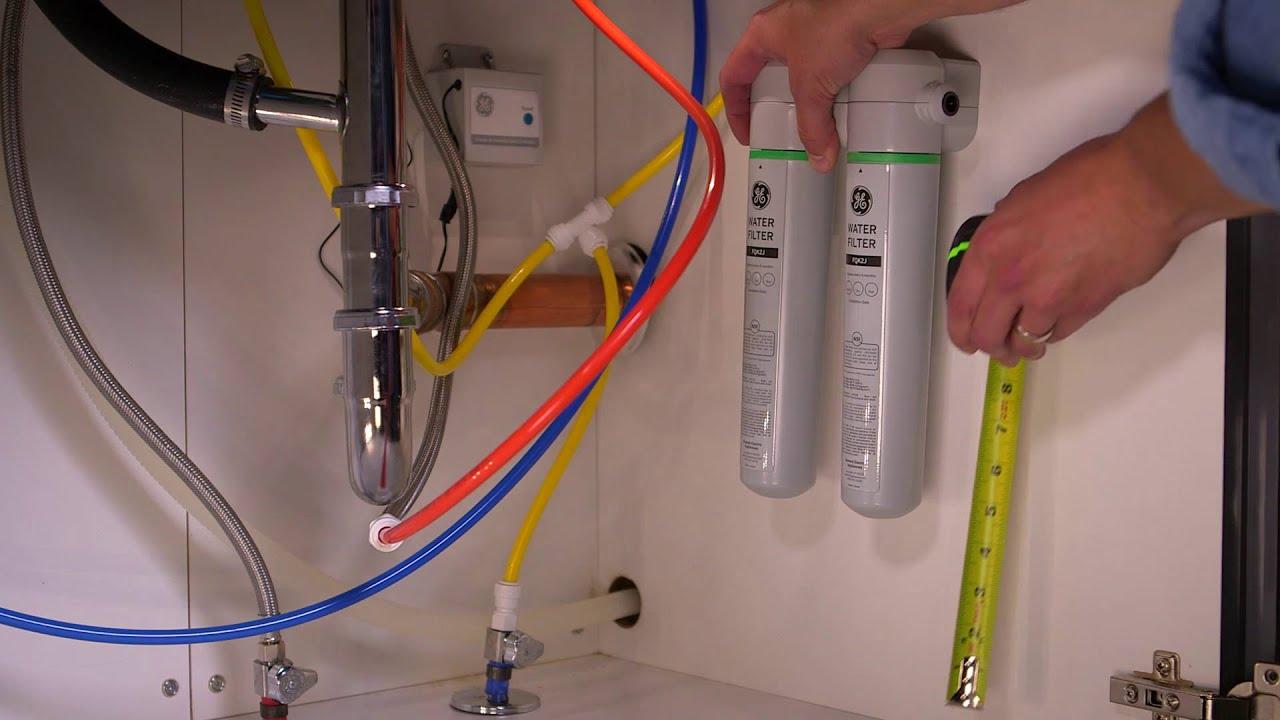 best under sink water filter system
