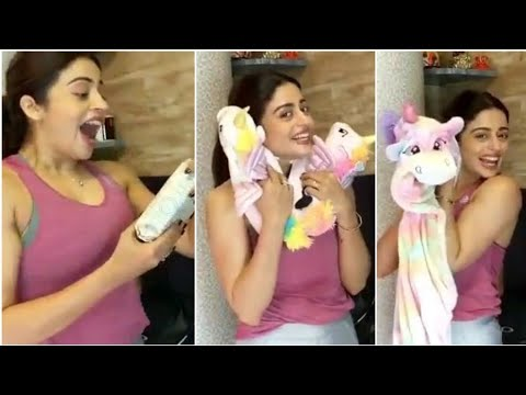 Bigg Boss 12 Contestant Nehha Pendse Receives Mind-blowing Gifts From Fans