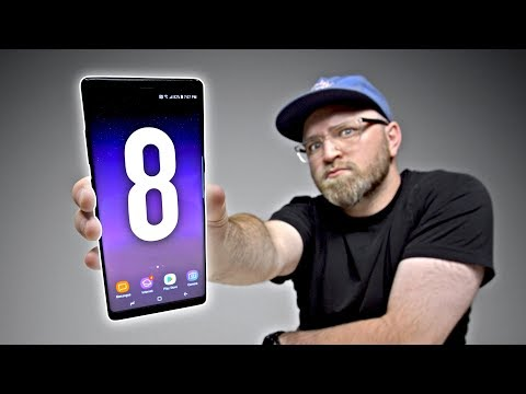 Thumbnail: DON'T Buy The Samsung Galaxy Note 8
