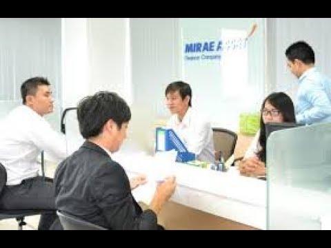 Vay Tiền Trả Góp- Công Ty Tài Chính Mirae Asset Hàn Quốc