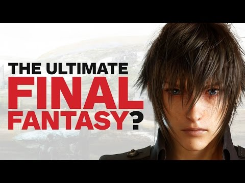 The Long Road to Final Fantasy 15 - Part 1: 10 Years in the Making