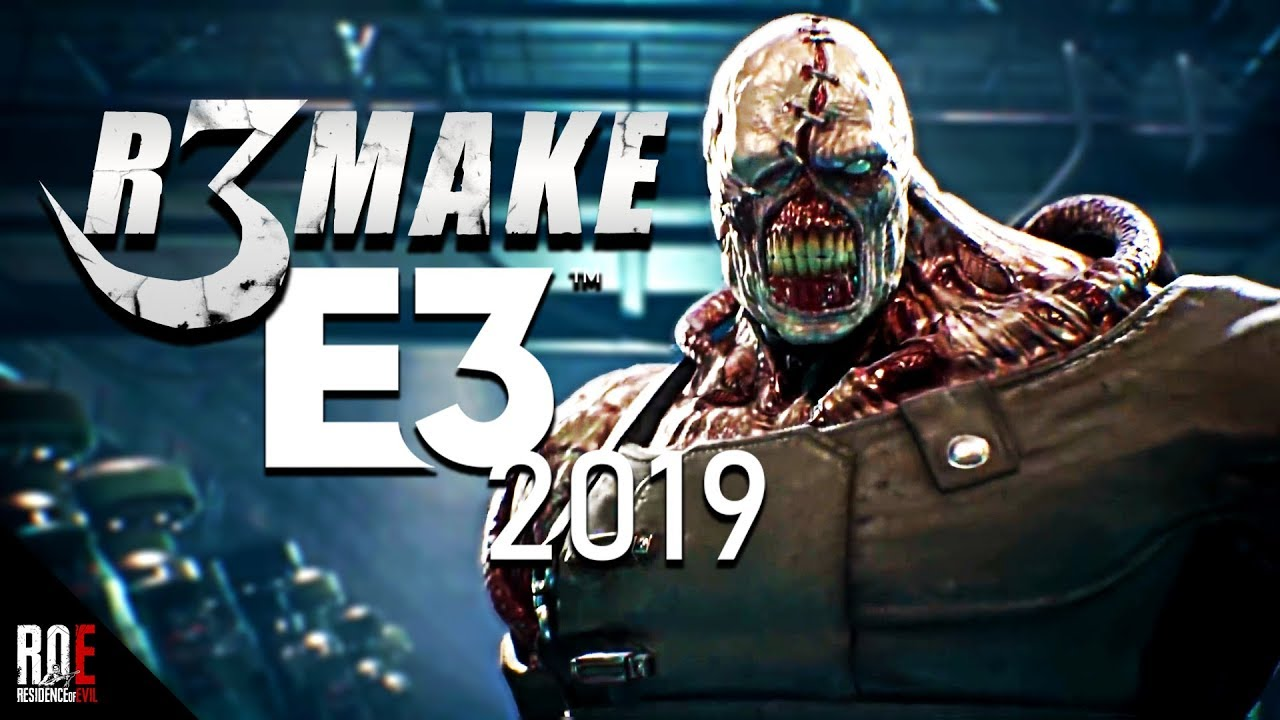 RESIDENT EVIL 3: REMAKE || REVEALED AT E3 2019!? | Everything We Know So Far
