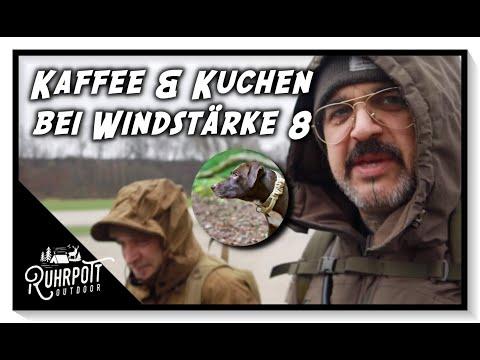 Kaffee & Kuchen bei Windstärke 8 - Ruhrpott Outdoor