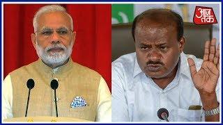 Kumaraswamy Hits PM Modi