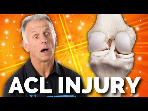 ACL (Knee) Injury as explained by Physical Therapy