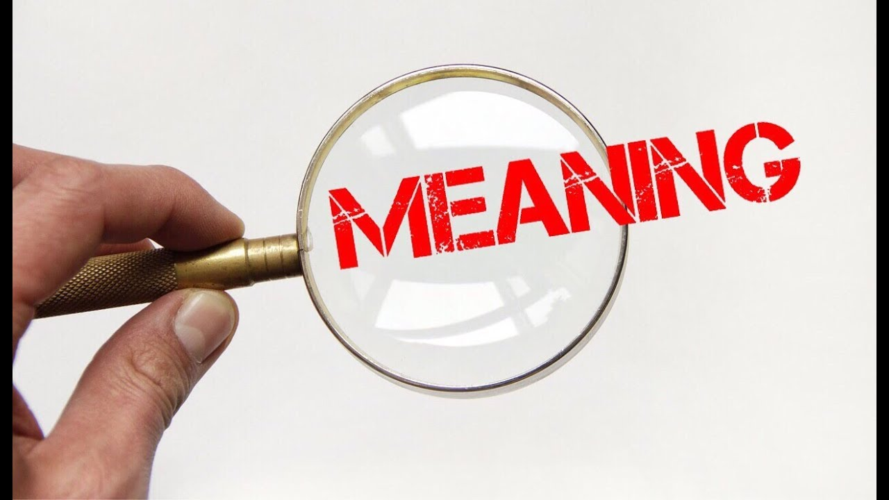 1. Two Kinds of Theory of Meaning