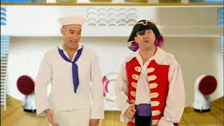 The Wiggles Who Am I:Sailor Anthony Last Part