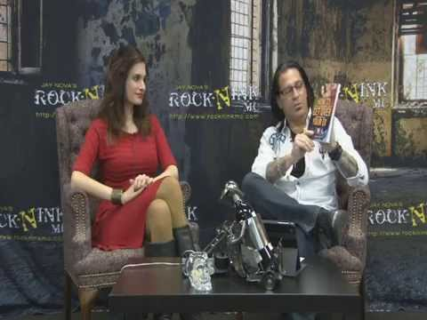 Rock N Ink MC #25 Oct 20th Rachel Russo Dating & Relationship Coach & Tommy Henriksen No Commercials