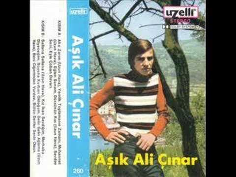 Ali Çınar Kız iken sevdiğim sen değilmisin