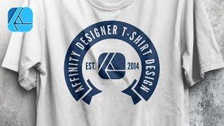 Affinity Designer T Shirt Design Tutorial