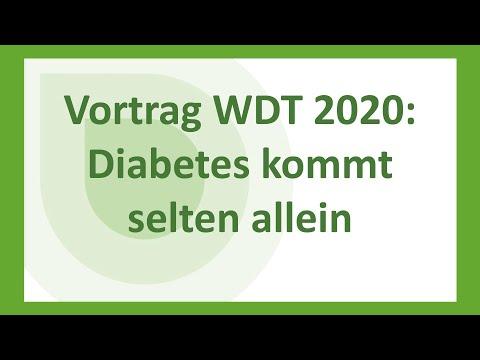 Diabetes kommt selten