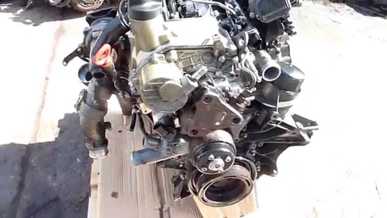 mercedes sprinter 313 315 cdi engine fits 2006 2009