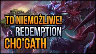 Ten Cho'Gath zabił wszystkich - Redemption robi dobrze! | Teamfight Tactics